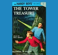 The Tower Treasure (CD-Audio)