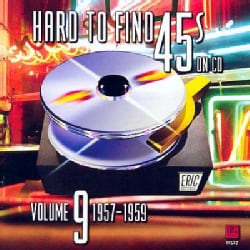 Various - Hard To Find 45s On Cd Volume 9 (1957-1960)