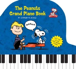 The Peanuts Grand Piano Book (Hardcover)