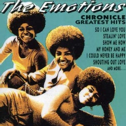 Emotions - Chronicle Greatest Hits