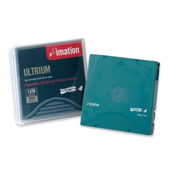Imation LTO Ultrium 4 Tape Cartridge