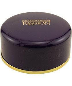 Passion by Elizabeth Taylor Women's 2.6oz Body Powder