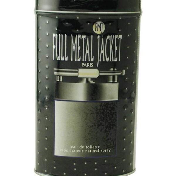 Full Metal Jacket Parfums 3.3-ounce Eau de Toilette Spray for Men