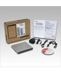 Compaq External USB 2.0 Multi-bay Cradle