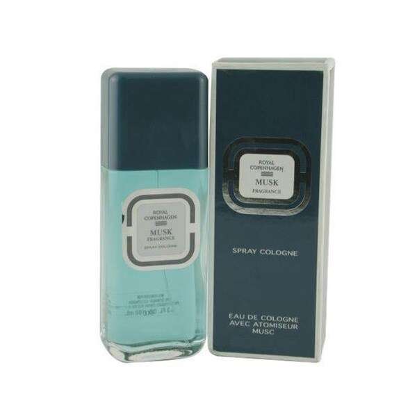 Royal Copenhagen 3.3-ounce Musk Cologne Spray