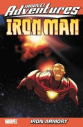 Marvel Adventures Iron Man 2: The Many Armors of Iron Man (Paperback)