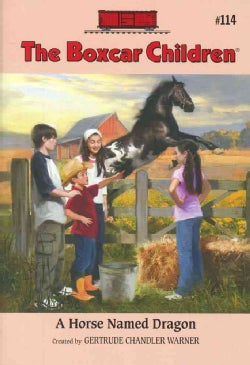 A Horse Named Dragon (Paperback)