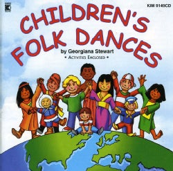 Kimbo Educational - Children's Folk Dances
