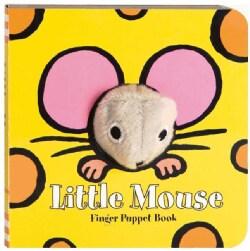 Little Mouse Finger Puppet Book (Board book)