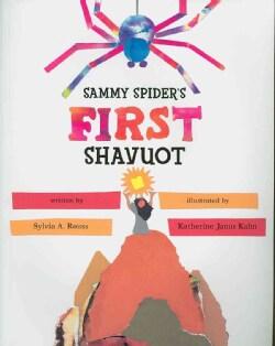 Sammy Spider's First Shavuot (Paperback)