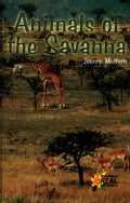 Animals of the Savanna (Hardcover)