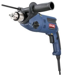 Factory Reconditioned Ryobi ZRD552HK 2-Speed Hammer Drill Kit