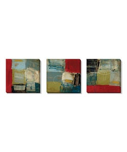 'Without Reason Suite' Gallery-wrapped Canvas Art Set