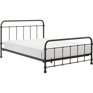 Copper Grove Colombes Parisian Metal Bed