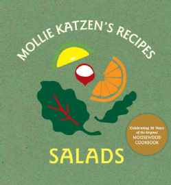 Mollie Katzen's Recipes: Salads (Spiral bound)
