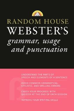 Random House Webster's Grammar, Usage, and Punctuation (Paperback)