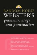 Random House Webster's Grammar, Usage, and Punctuation (Paperback)