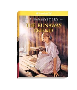 The Runaway Friend: A Kirsten Mystery (Paperback)