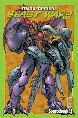 The Transformers Beast Wars Sourcebook (Paperback)