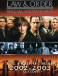 Law & Order: Special Victims Unit Season 4 (DVD)