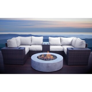 10-piece Sectional Set with Cushions by Havenside Home