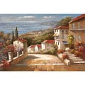 Joval 'Home In Tuscany' Canvas Art