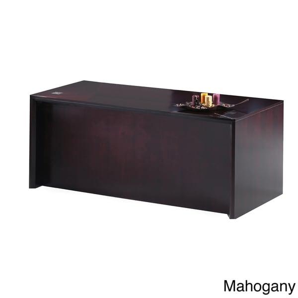 Mayline Corsica 72 Inch Office Desk 11030195 Overstock