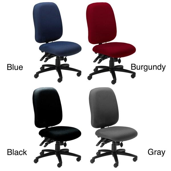 Mayline Comfort Series 24-hour Chair