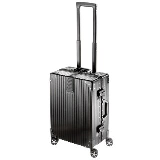 "National Travel Safe 20"" ABS Hard-Side 360° Spinner Luggage"