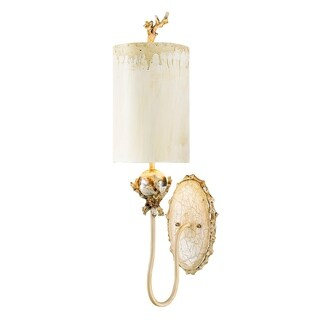 One Light Whimsical Trellis Wall Sconce By Lucas McKearn