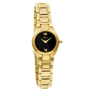 Seiko Affinity Women's Goldtone Watch