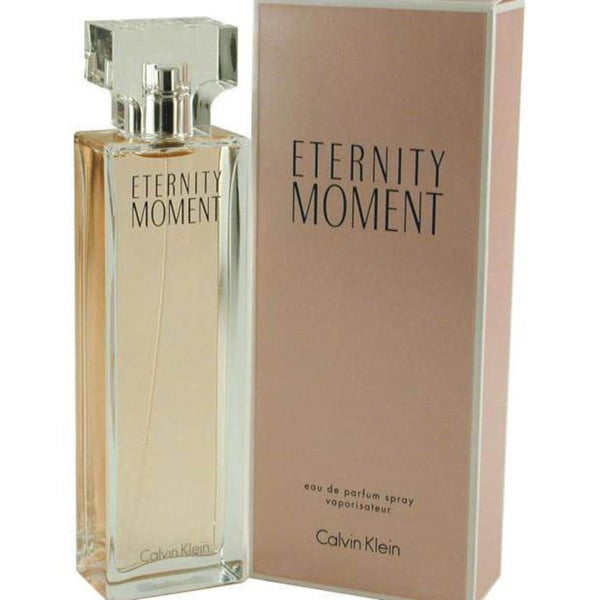 Calvin Klein Eternity Moment Women's 3.4-ounce Eau de Parfum Spray