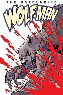The Astounding Wolf-Man 1 (Paperback)