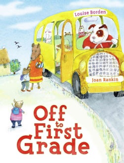 Off to First Grade (Hardcover)