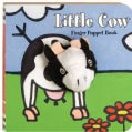 Little Cow: Finger Puppet Book (Board book)