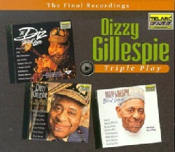 Dizzy Gillespie - Triple Play: Dizzy Gillespie the Final Recordings