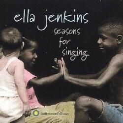 Ella Jenkins - Seasons for Singing