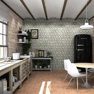 SomerTile 5.875x11.875-inch Gala Totto Ceramic Wall Tile (22 tiles/11.17 sqft.)
