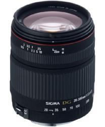 Sigma 28-300mm F3.5-6.3 DG Macro Canon Camera Lens