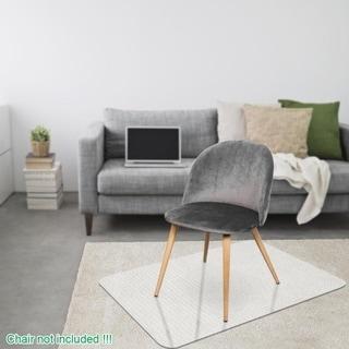 PVC Chair Floor Mat Home Office Protector Nail Transparentd Chair Mat