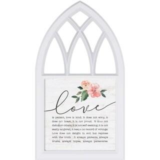 Love Chapter Window