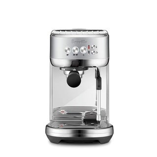 Breville BES500BSS Bambino Plus Espresso Machine (Brushed Stainless Steel)