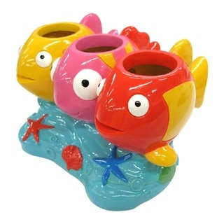 Fish Tails Toothbrush Holder
