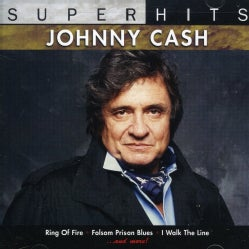 Johnny Cash - Super Hits: Johnny Cash