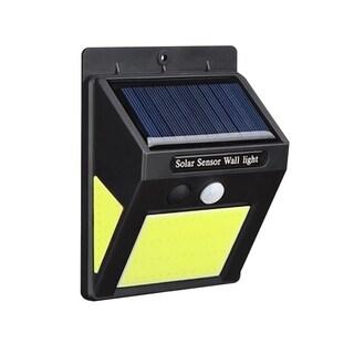 60LED Solar Lamp Outdoor Garden Yard Waterproof PIR Motion Sensor Night Light Waterproof IP65 Outdoor Path Security