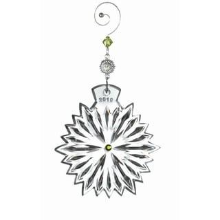 Snowflake Wishes Prosperity Ornament 2019