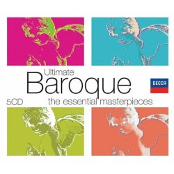 Various - Ultimate Baroque