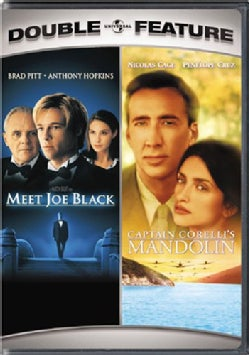 Meet Joe Black/Captain Corelli's Mandolin (DVD)