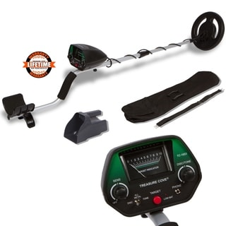 Treasure Cove Fortune Finder Metal Detector Set