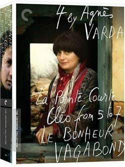 4 by Agnes Varda Box Set - Criterion Collection (DVD)